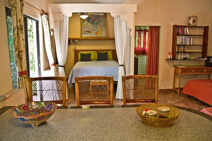 Jungle Casita-Adventurous and close to beach! - Puerto Aventuras - Srub