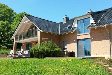 Ganzjährig nutzbare Ferienwohnung Anker - Lancken-Granitz - Apartemen