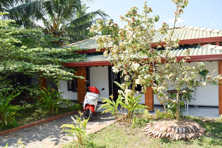 Canel Villa - Ahungalla - House