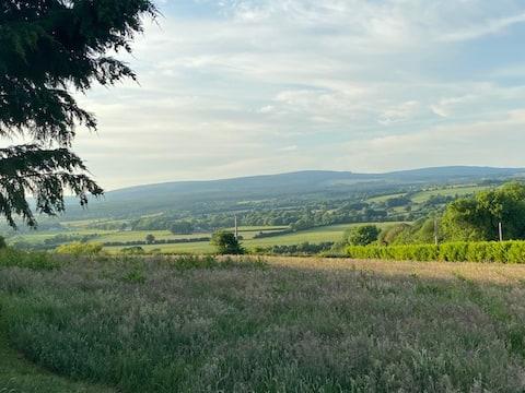 Gîte de montagne de luxe avec vue panoramique