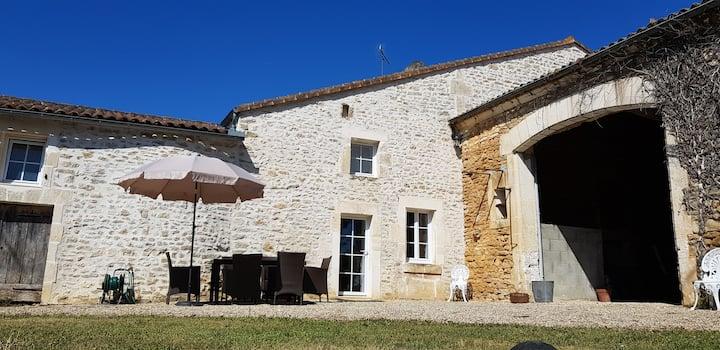Private Gite La Maison Saint Simeux
