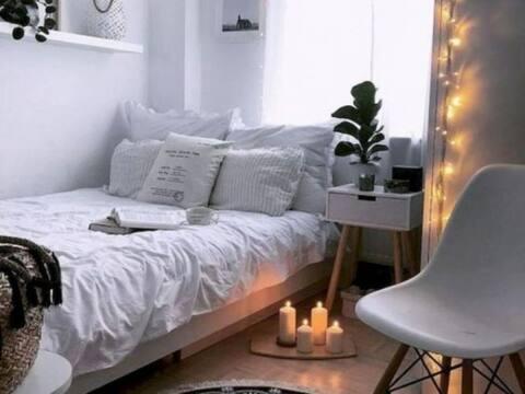 cuarto blanco