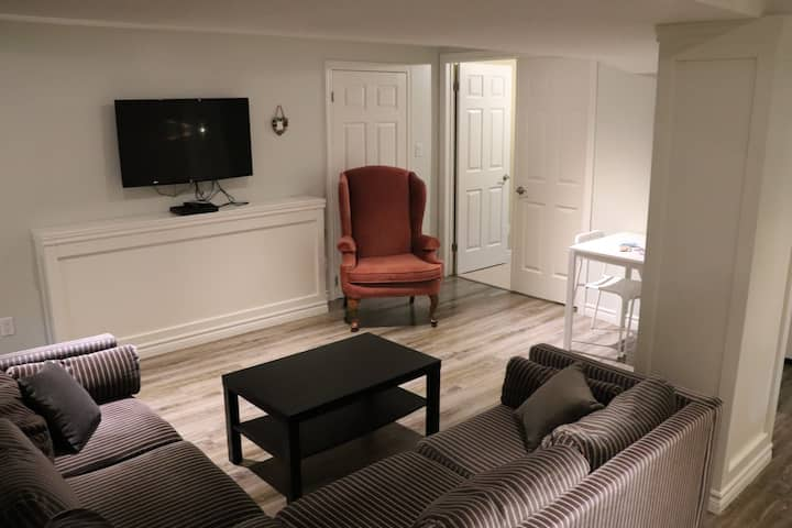 Private Apartment Near Airport & Fanshawe College