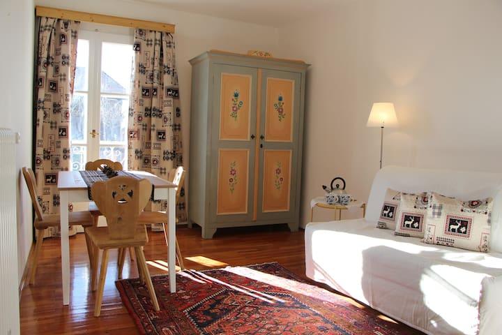 Apartment STUBE 8 Casa Patrizia Rooms & Apartments