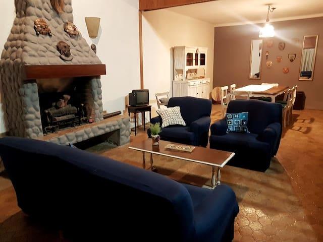 Casa Hilarius, confortable y cerca de todo.