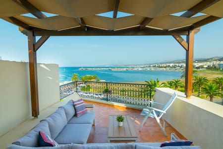 Rethymno old city penthouse - Rethymno - Daire