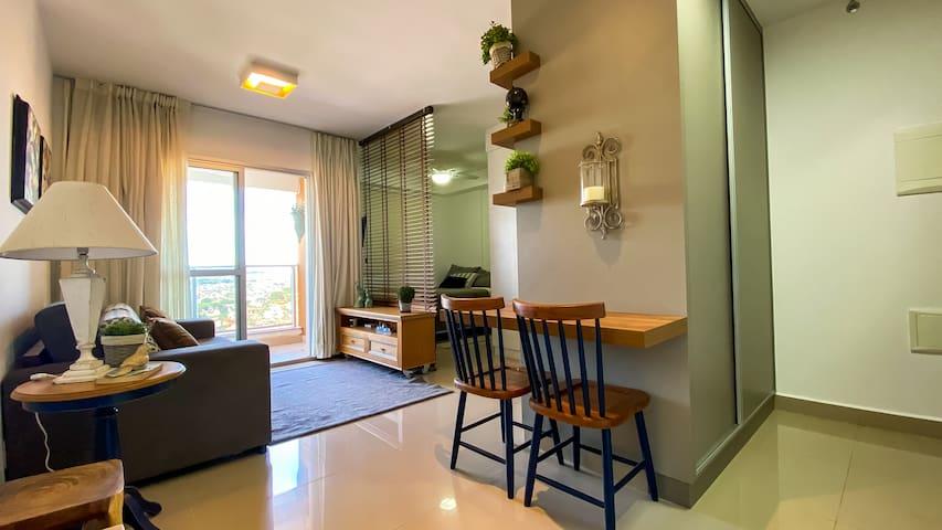 Apartamento de Alto Padrão 1005