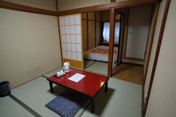 Double Room with Bathroom B