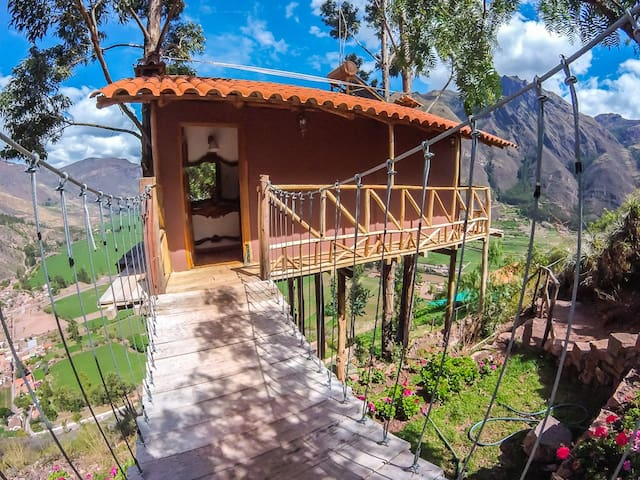 ALTAR INCA GUEST HOUSE - CASA DEL ÁRBOL