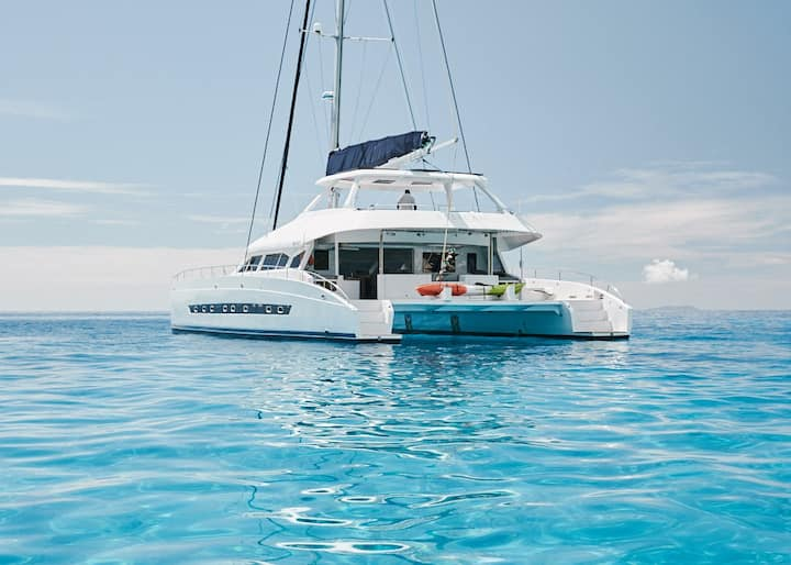 Pelican | 63ft Two Oceans Sailing Catamaran
