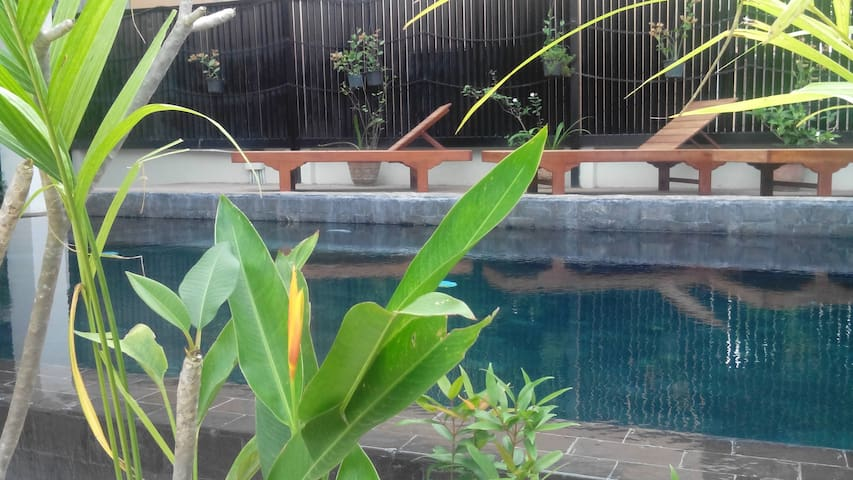 Siem Reap, Angkor Wat, 1 bed pool and brand new - Krong Siem Reap - Apartment