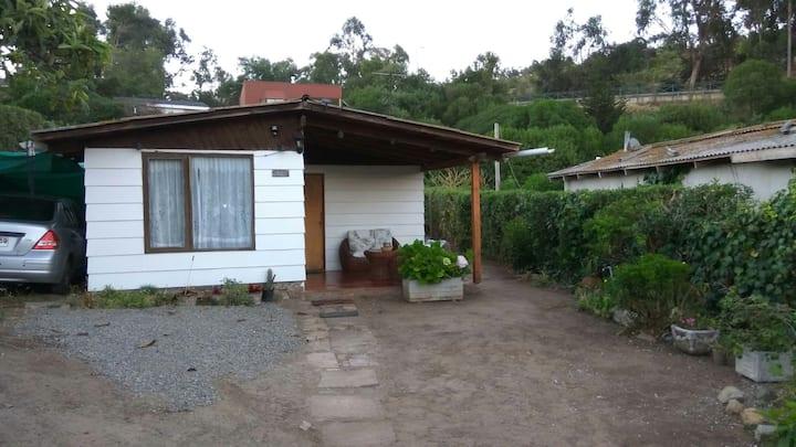 Cabaña Centro de Cachagua