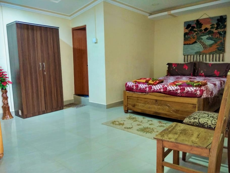 Luxury room with all amenities