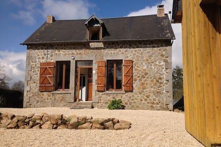 Mont St. Michel Stone Cottage - Poilley - Dom