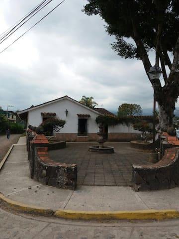 Antigua Estación del tren en Xico