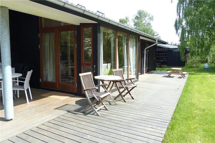 New functional cabin near beach - Rørvig