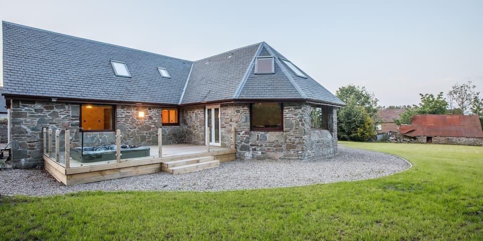 North Balkello Cottage