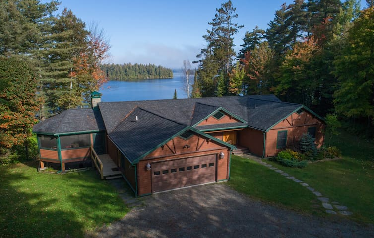 Camp Eastwood, Luxury for up to 20 on the Lake!