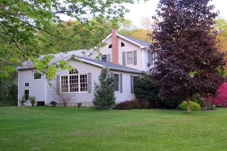 Enjoy our Lodge 35 minutes from PSU - Moshannon - Casa
