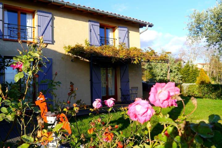 Maison familiale à la campagne - Labastide-Clermont - Rumah