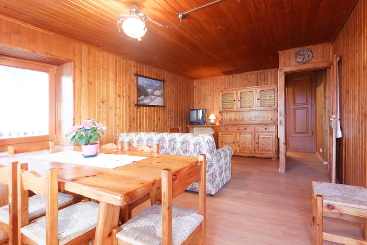 Large Apartment near Monterosa Ski - Ayas - Apartamento