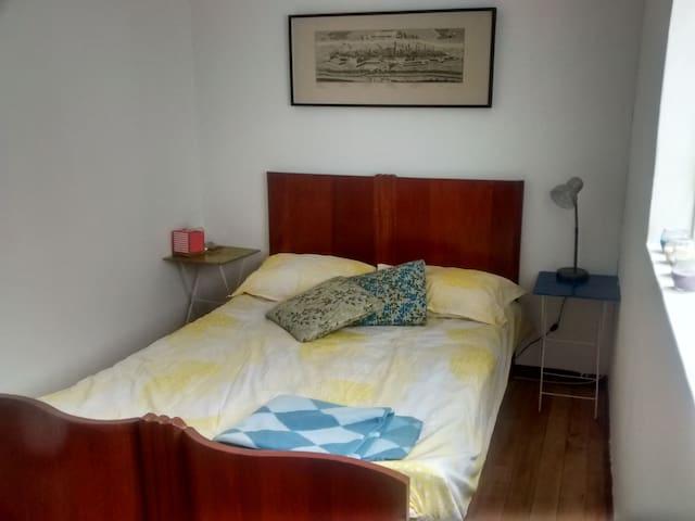 Habitación GRANDE en casa del barrio la Soledad! - Bogotá - Hus