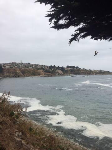 Casa   a 20 mts del mar - Quintero