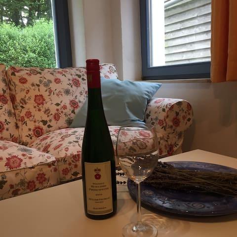 """Ferienwohnung """"Am Waldesrand"""" - Bucha"""
