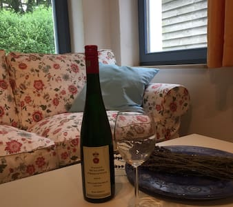"""Ferienwohnung """"Am Waldesrand"""" - Bucha - Kondominium"""