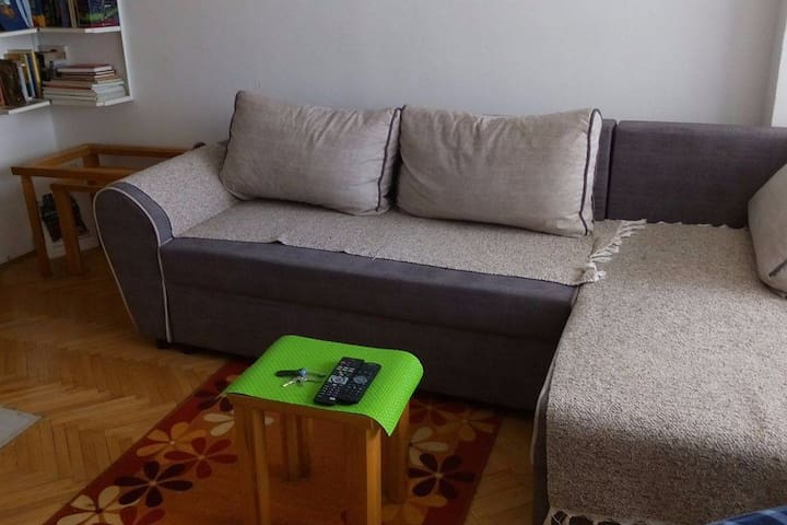 Beautiful studio near city center