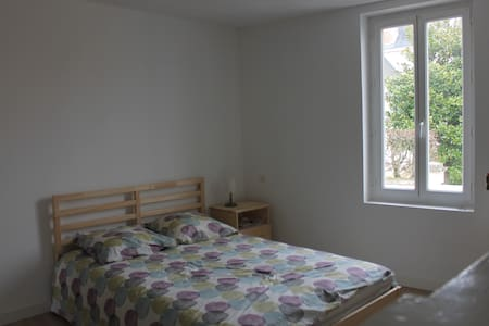 Chambre privée dans maison calme à Luçon - Luçon