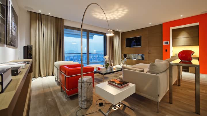 High standing apartment with amazing sea view !