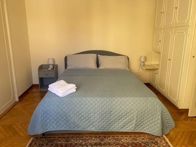 """Suite Matrimoniale + salotto (+2 posti) """"Il Timone"""""""