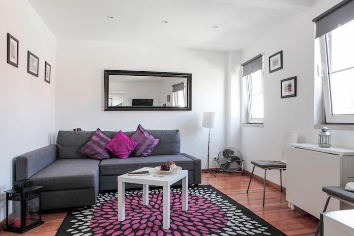Appartement @historique de Lisbonne avec A/C
