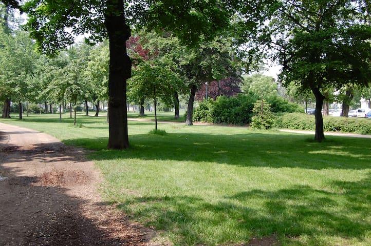 Jolie Studette face Bois de Vincennes, Paris 15mn