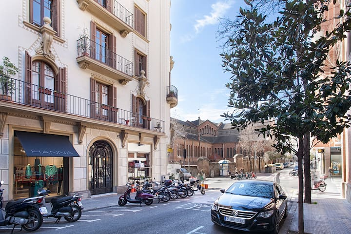 thesuites BARCELONA long stay - Barcelona - Apartment