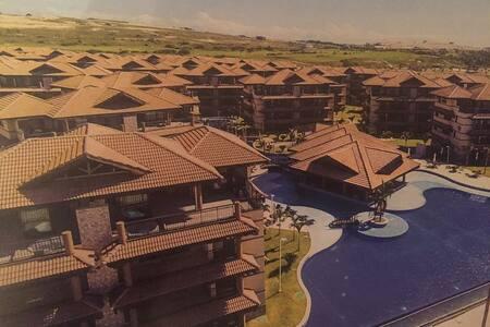 Resort 5 estrelas com total luxo!Venha conhecer!