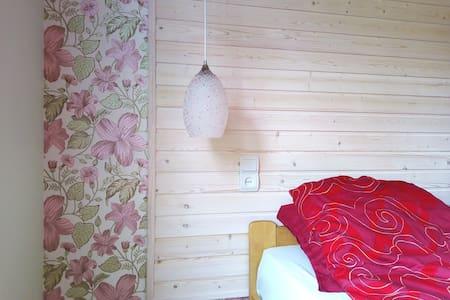 Квартира с сауной