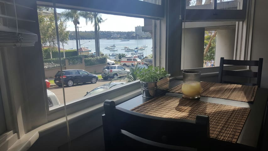 Renovated gem right on the Wharf! - Manly  - Lägenhet