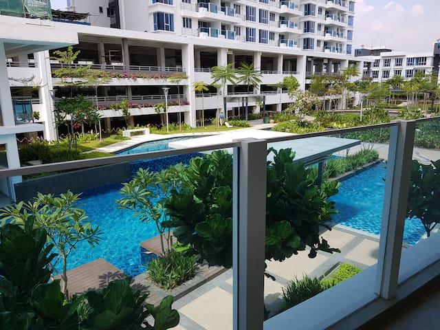 Apart Putra 1, Bandar Seri Putra, Bangi