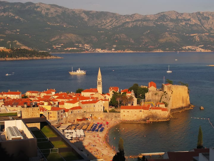 INSPIRATION 3  /Golden view/Vista  Budva