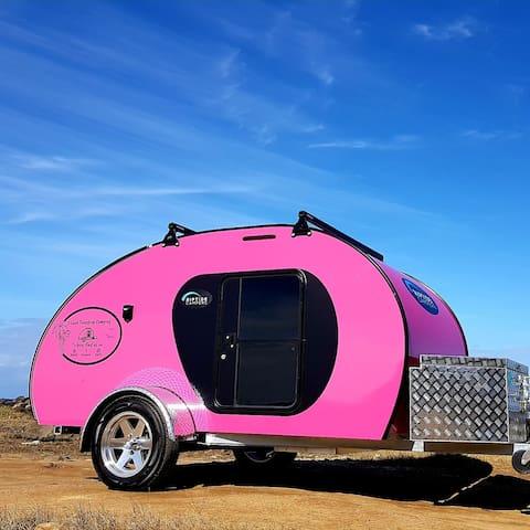 Luxe Teardrop Camping