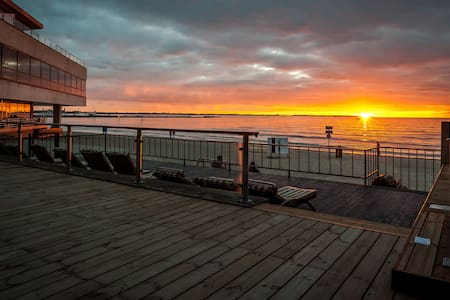 Apartment on the beach with Park view - Tallinn - Lejlighed