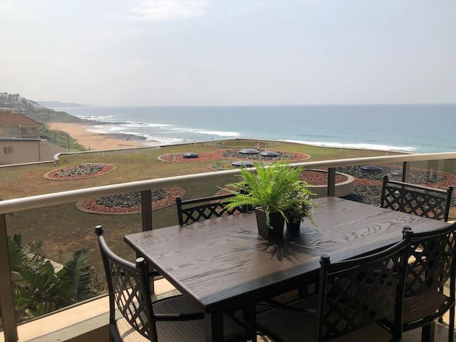Ballito Manor Gardens 304 with stunning sea views