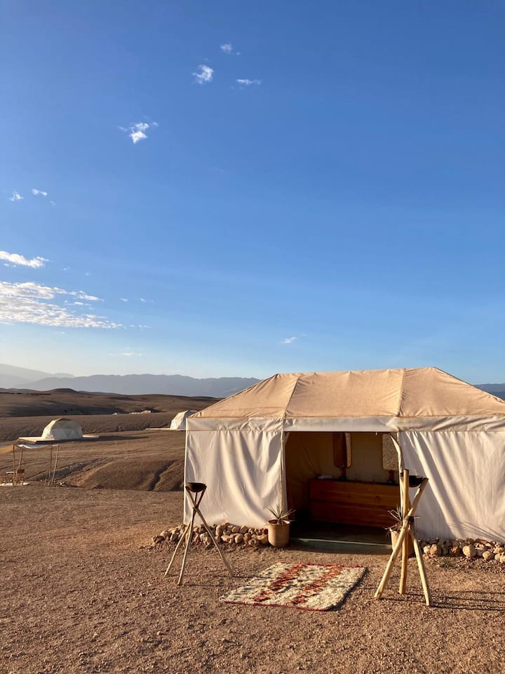 Luxueuse Tente Berbère