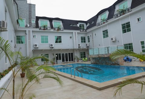 Heritage Continental Hotel-4 Star executive hotel in Akure
