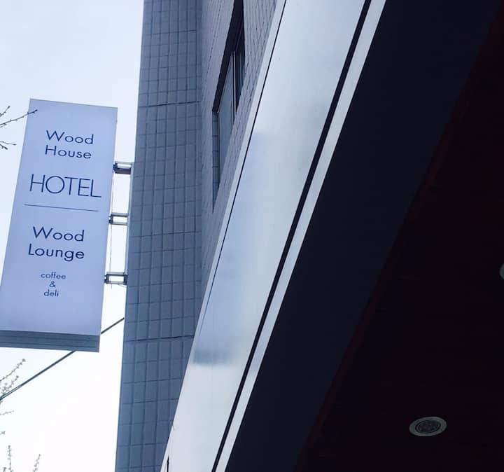 Wood House Hotel & Lounge 5