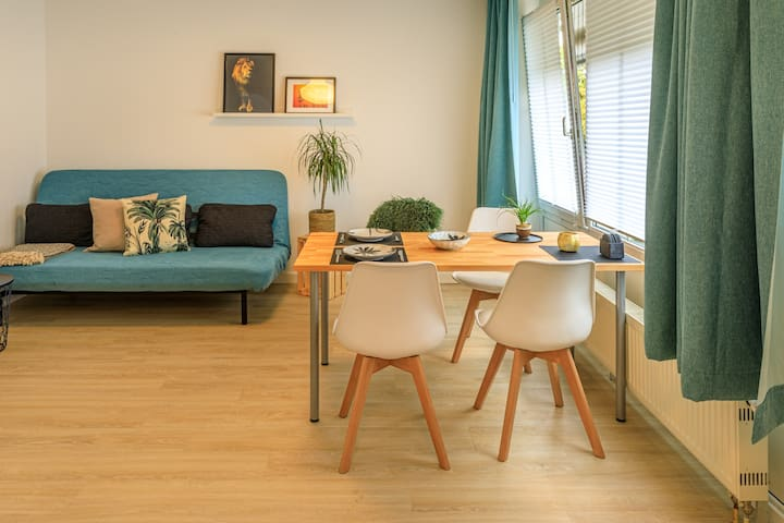 High-quality apartment near Residence - 2x parking