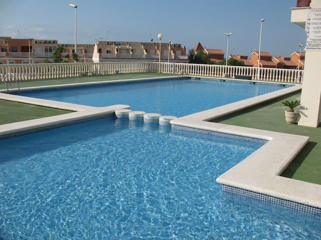 Apartamento con vistas al mar  cerca de la playa - Santa Pola - Wohnung