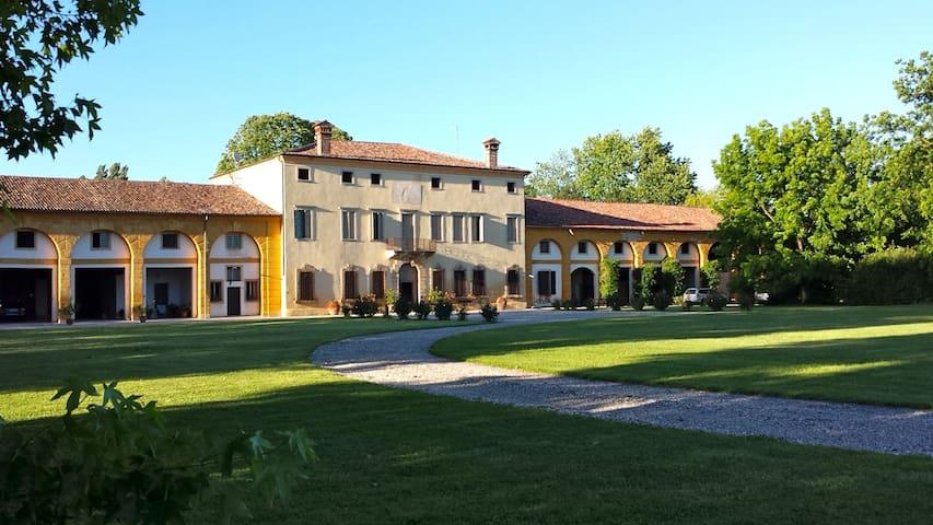 Historic Villa veneta - Palù - Villa